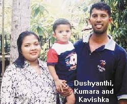 Dushanthi, Kumara and Kavishka