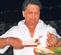 Chandrasiri brings the tale of �Dutugemunu� to cinema at Sandeshaya Sri Lanka