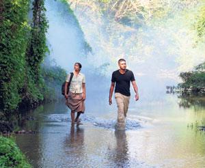 Sinhala Film Alimankada - The Road   From Elphant Pass Film Videos at Sandeshaya   Sri Lanka
