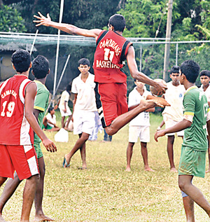 28 teams vie for honours at Sri Lankasports.com U15 Handball Challenge.